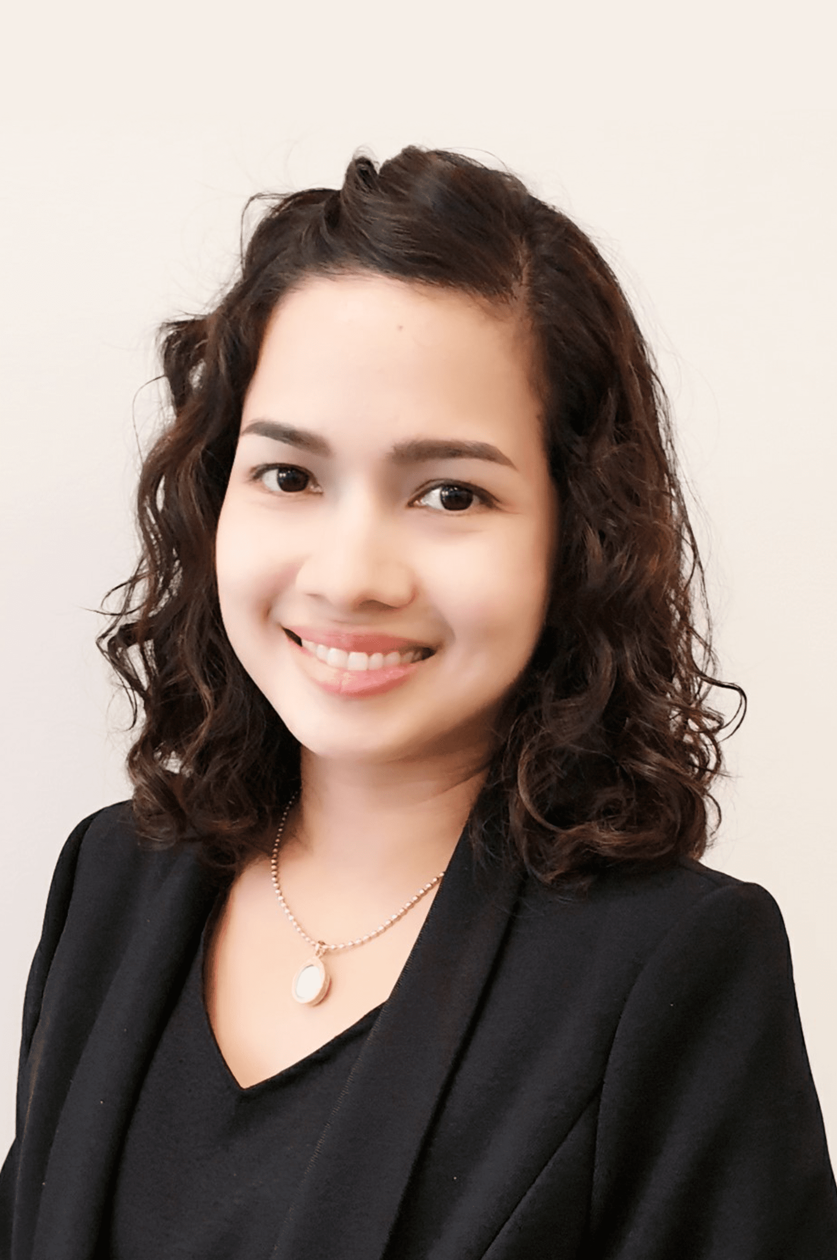 Business Improvement Manager Tanyapat Thongthipaya